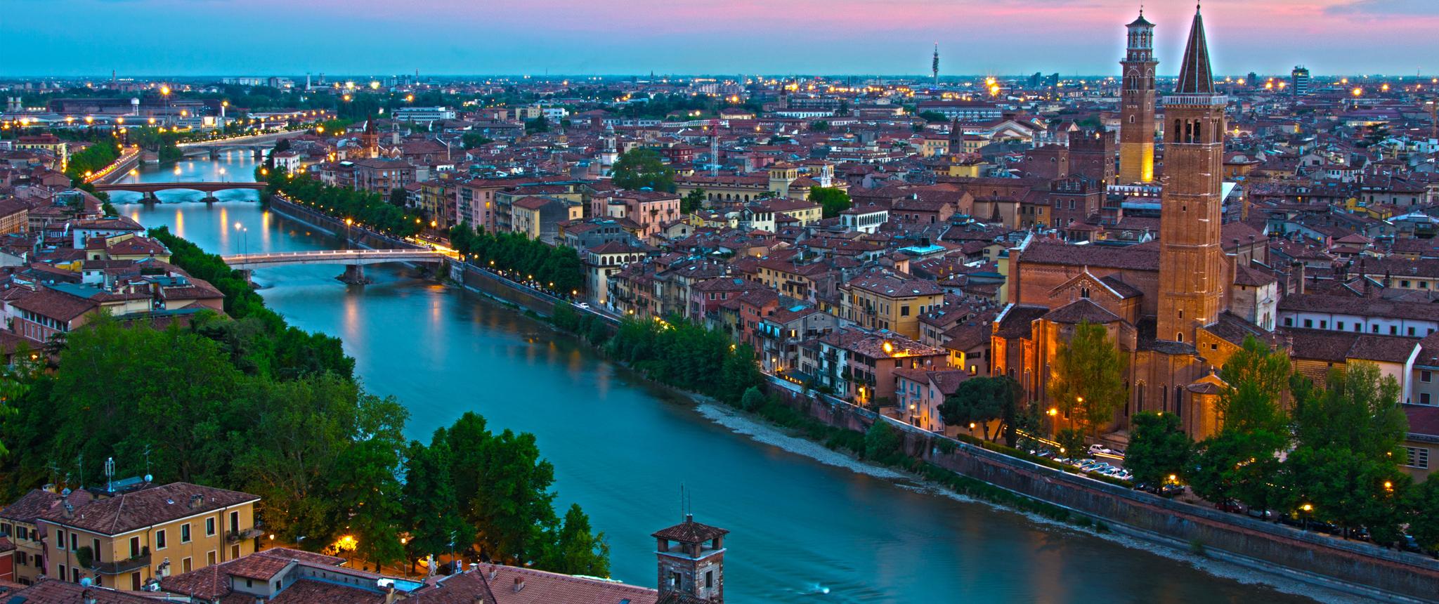 Rapidissimi nel comune di Verona